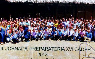 Cader 2018 – Tercera Jornada